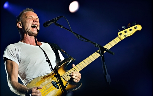 Sting - Festival Pause Guitare